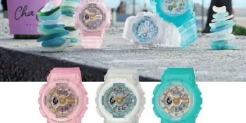 BABY-G lance sa collection d'été