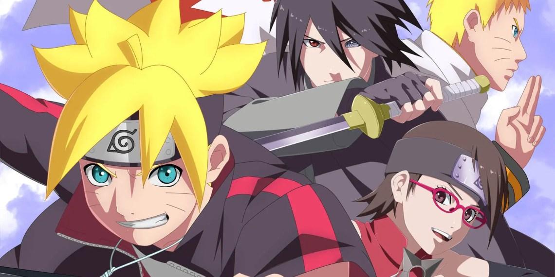 Boruto : Naruto Next Generations épisode 155 : Date de sortie confirmée