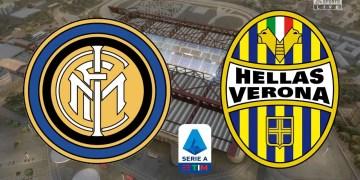 Regarder Hellas Verona vs Inter Milan en live streaming