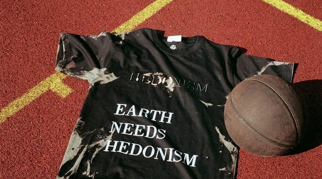 Hedonism, la collection qui recycle ses invendus
