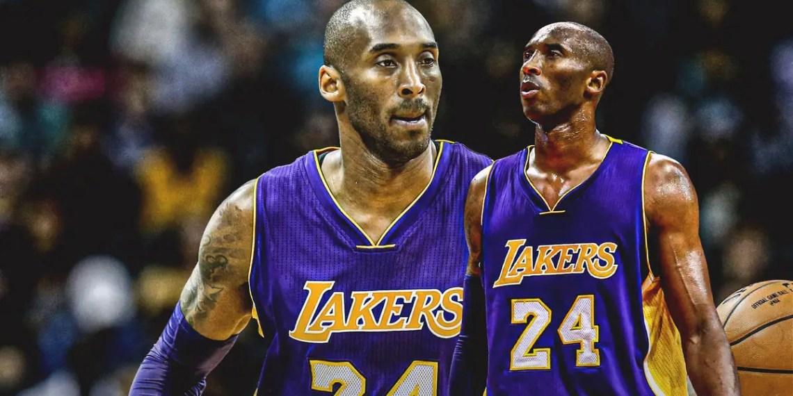 """Kendrick Lamar présente la pub Nike pour la """"Mamba Week» en hommage a Kobe Bryant"""