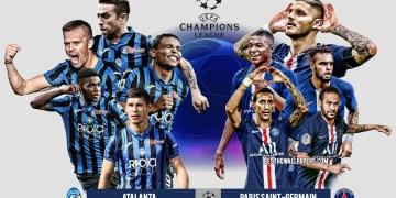 Regarder Atalanta vs PSG en streaming live gratuitement