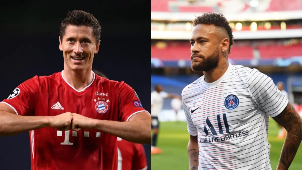 Regarder PSG vs Bayern Munich en streaming live