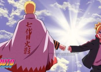 Boruto : Naruto Next Generation - épisode 160 Streaming