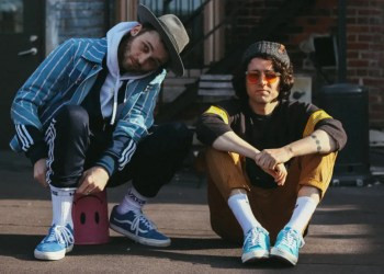 Ivan Jackson et Connor Rayne, le duo Brasstracks