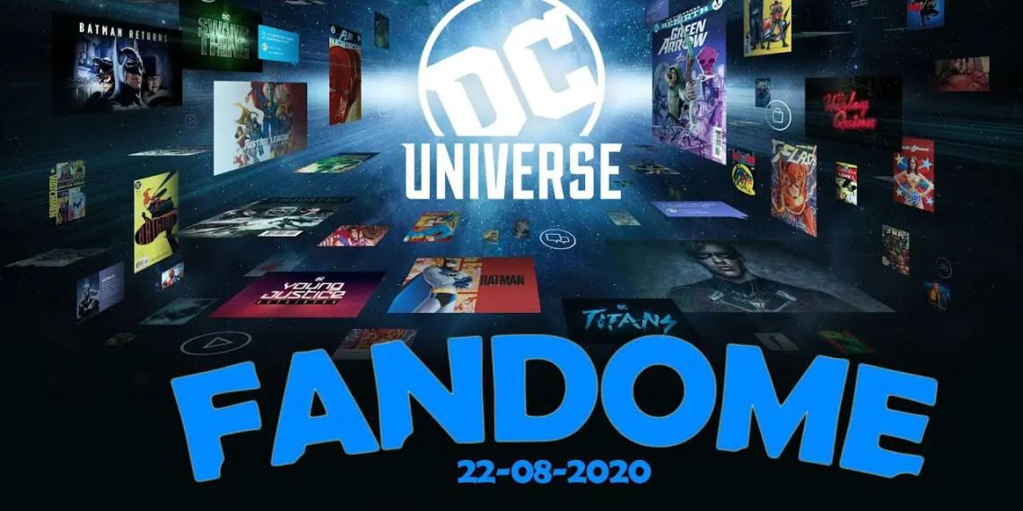 DC FanDome, une bande-annonce du grand show dévoilée
