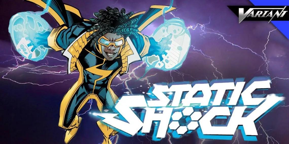 Un film Static Shock annoncé par DC