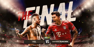 Regarder PSG vs Bayern Munich en streaming live