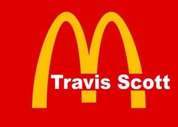 Travis Scott et McDonald's en collaboration pour la rentrée ?