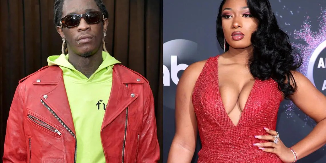 Megan Thee Stallion & Young Thug ont une nouvelle collab en route