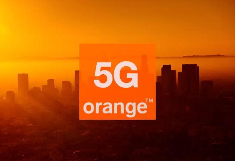 5G Orange