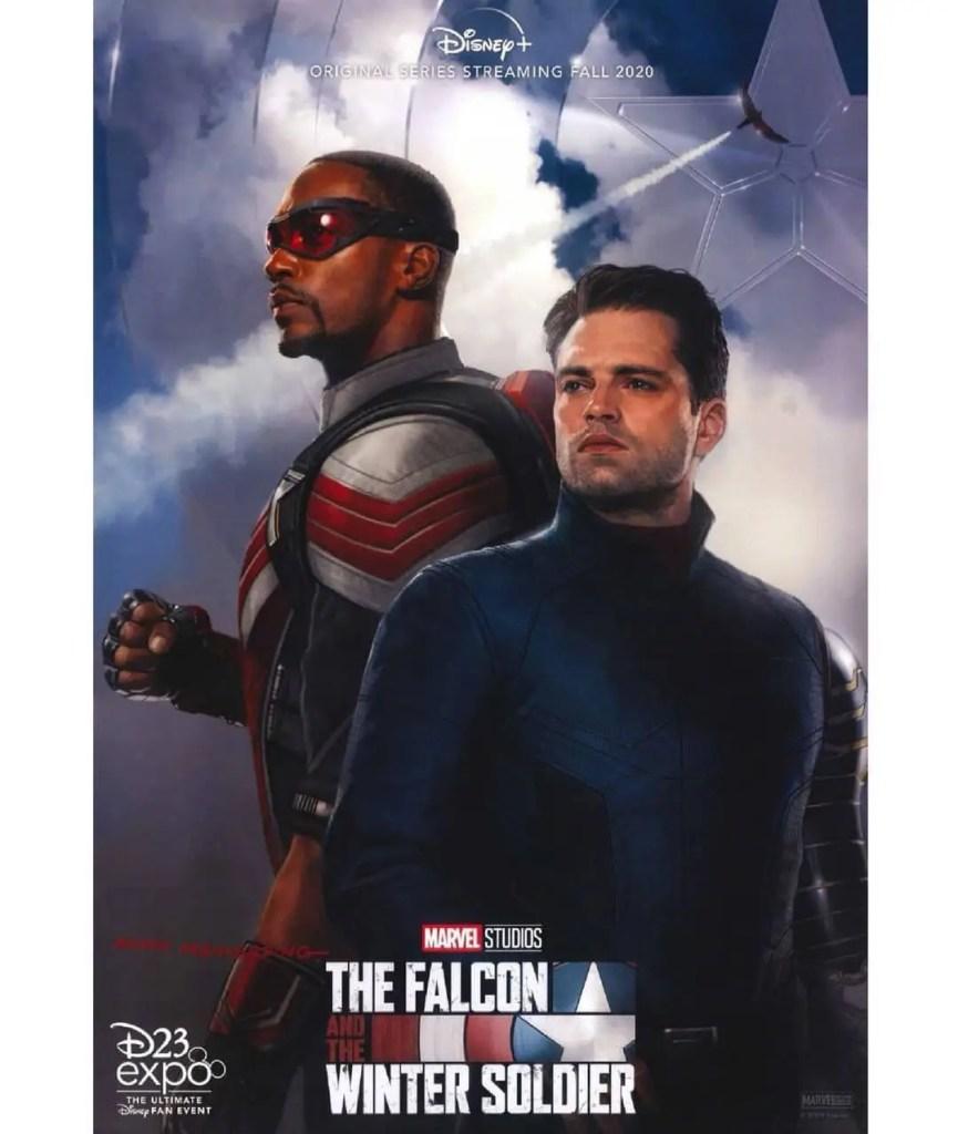 Le Faucon et le Soldat d'hiver : date de sortie, casting, trailer et actus