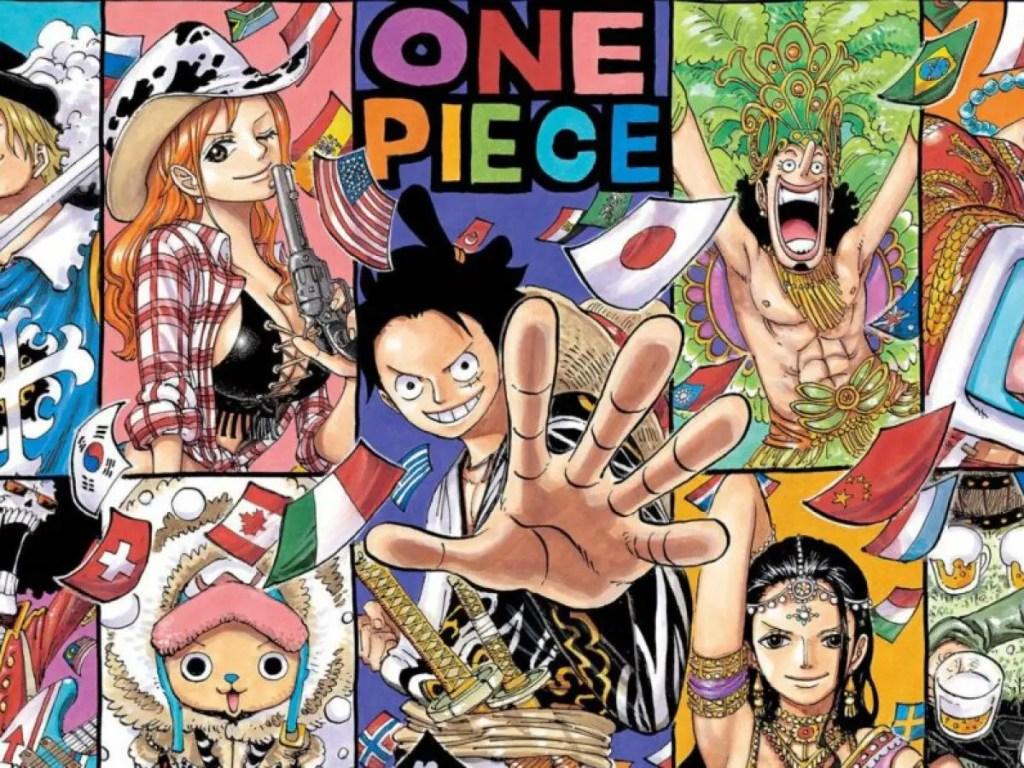 """One Piece 989 : les autres membres des """"Ancien Géant"""" ont été révélés !"""