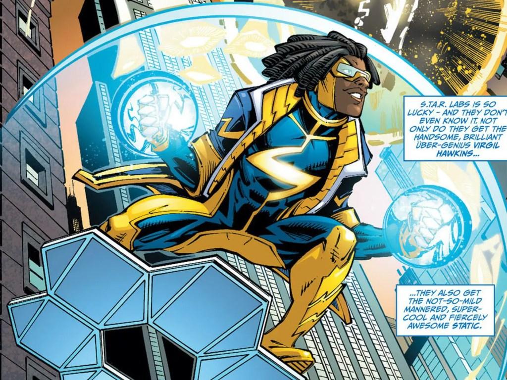"""Michael B. Jordan se joint à """"Static Shock"""" de DC pour créer un """"nouvel univers"""" pour les superhéros noirs"""