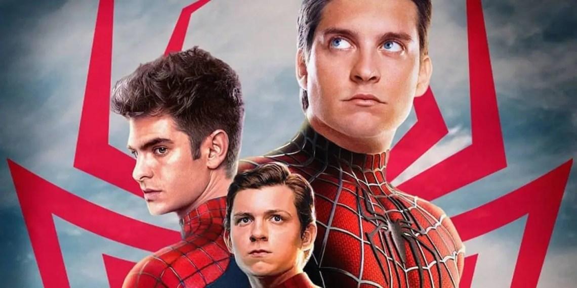 """La rumeur dit que Tobey Maguire et Andrew Garfield seraient dans """"Spider-Man 3""""."""