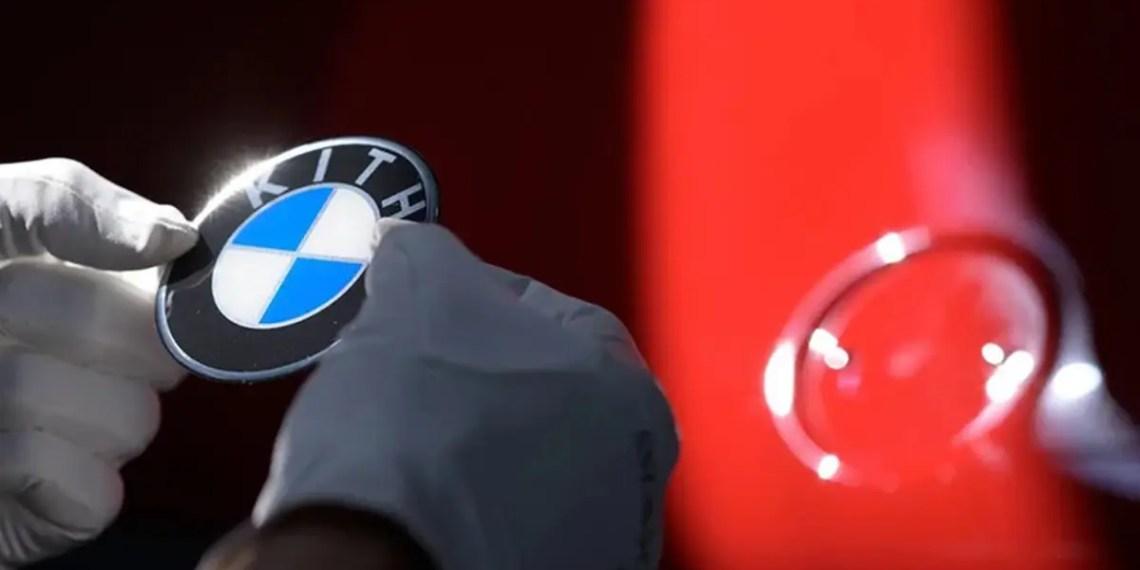Ronnie Fieg tease la collaboration entre Kith et BMW