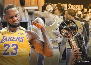 Les Los Angeles Lakers et Lebron Remportent la Finale NBA !