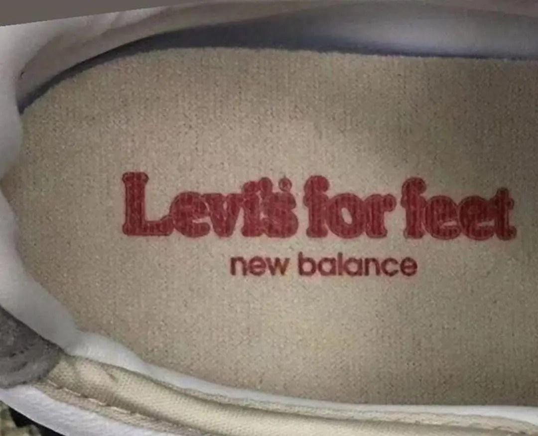 New Balance x Levi's 327 : Découvrez les premières images