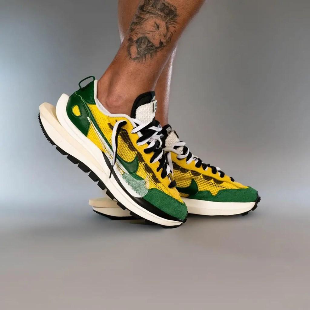 La Sacai x Nike VaporWaffle : sort le mois prochain
