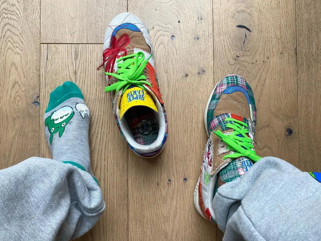 Sean Wotherspoon dévoile sa adidas ZX 8000