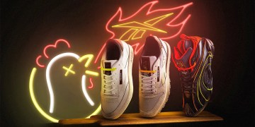 "Reebok dévoile sa collection ""Hot Ones"