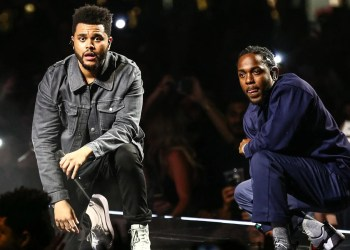 Kendrick Lamar est derrière le clip Blinding Lights (Remix) The Weeknd !