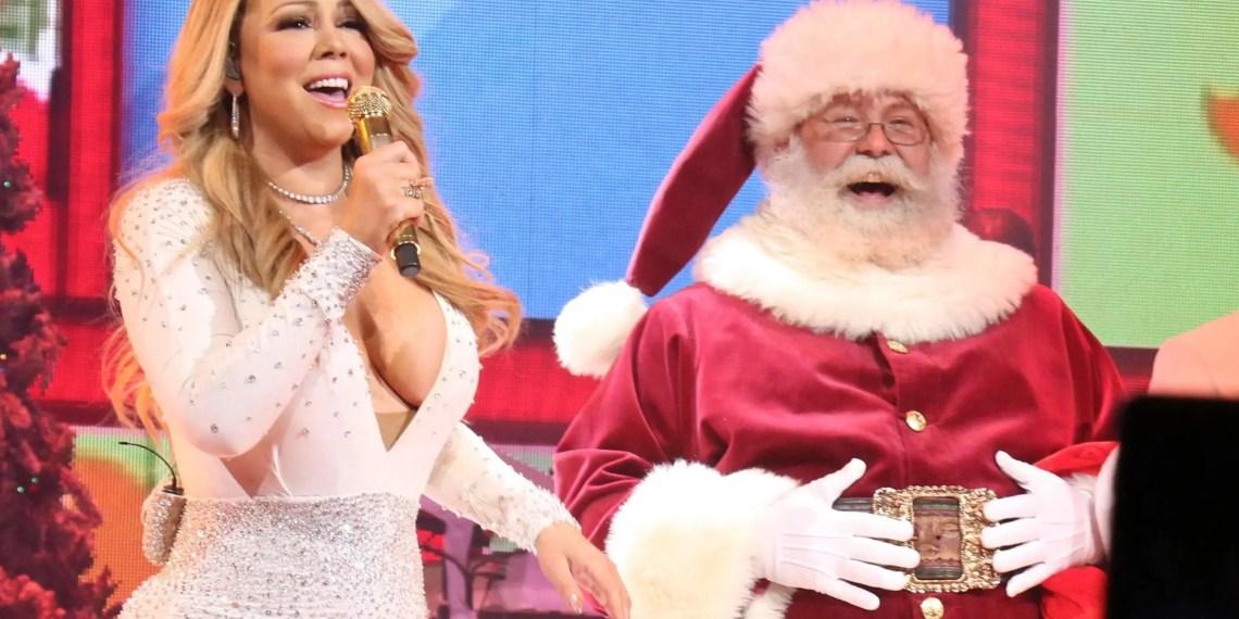 "Mariah Carey ""All I Want For Christmas Is You"" brise le record de Stream en un jour"