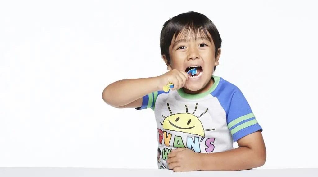 Ryan Kaji 9 ans est la star la mieux payée de YouTube avec 29,5 millions