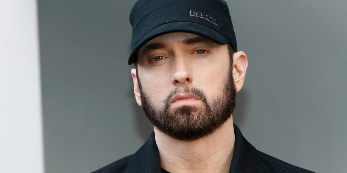 Une photo d'Eminem suscite la hype d'un nouvel album