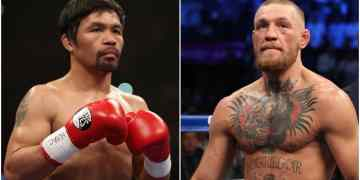 Bientôt un combat McGregor vs Pacquiao ?!