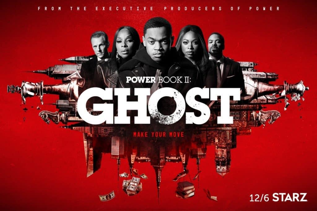 """50 cents louangés pour la fin de la saison de """"Power Book II : Ghost"""