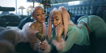 doja cat saweetie best friend clip