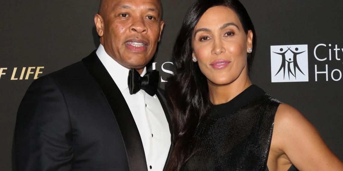 Docteur Dre a donné 2 Millions de dollars à son ex-femme !
