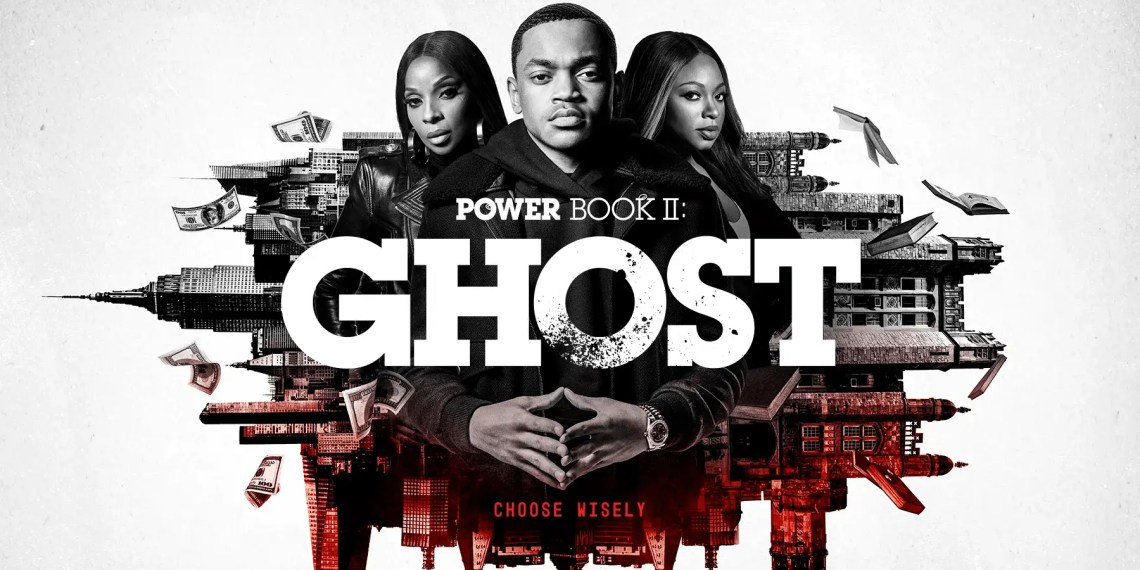 POWER BOOK 2 : GHOST - épisode 11