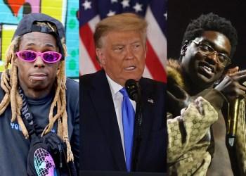 Lil Wayne & Kodak Black sont considérés comme graciés par Trump