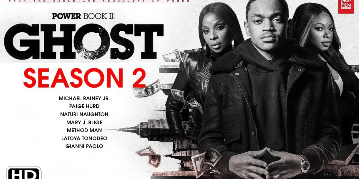 Power Book II : Ghost saison 2 : date de sortie, acteurs, streaming...