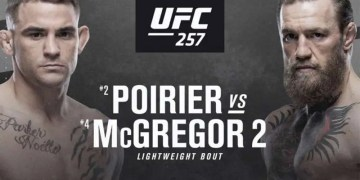 Regarder UFC 257 Conor McGregor vs Dustin Poirier en streaming live