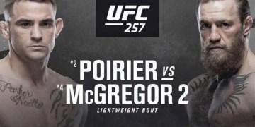 Regarder UFC 257 Conor McGregor vs Dustin Poirier en streaming live