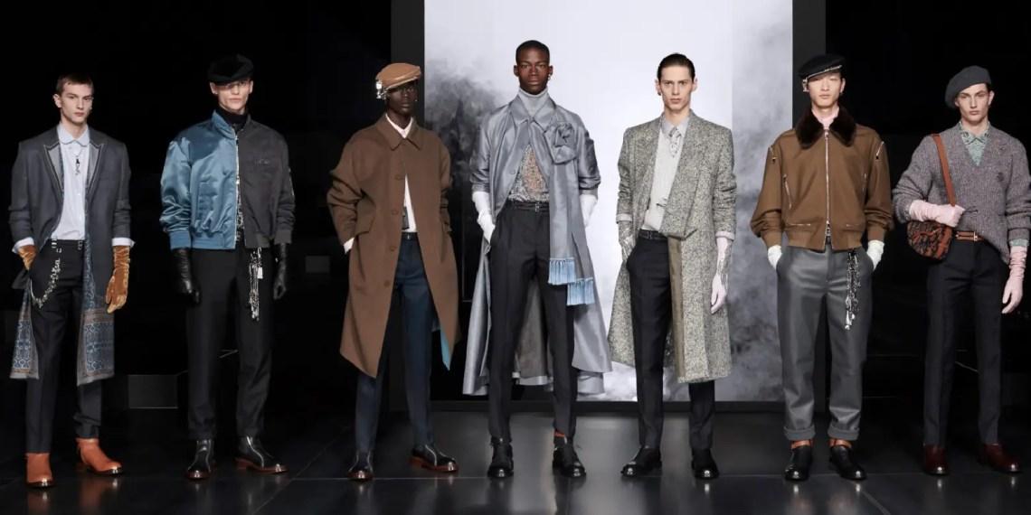 Paris fashion week homme 2021