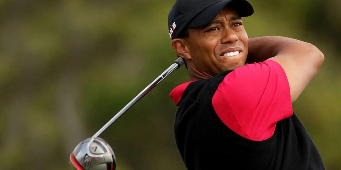 Tiger Woods blessé dans un terrible accident de voiture