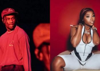 Le remix de Buss It d'Erica Banks vient de drop avec en feat Travis Scott !