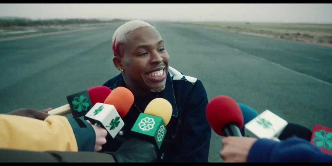 "Chanceko dans la ""Gova"" pour son dernier clip !"