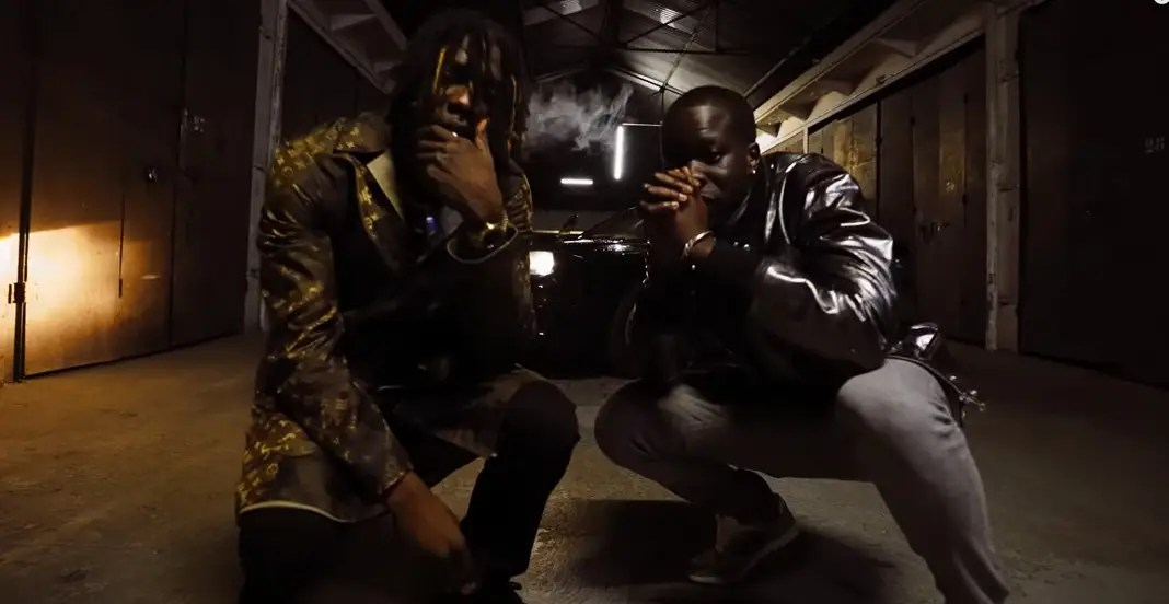 S. Pri Noir sort le morceau « AR » en featuring avec Gazo