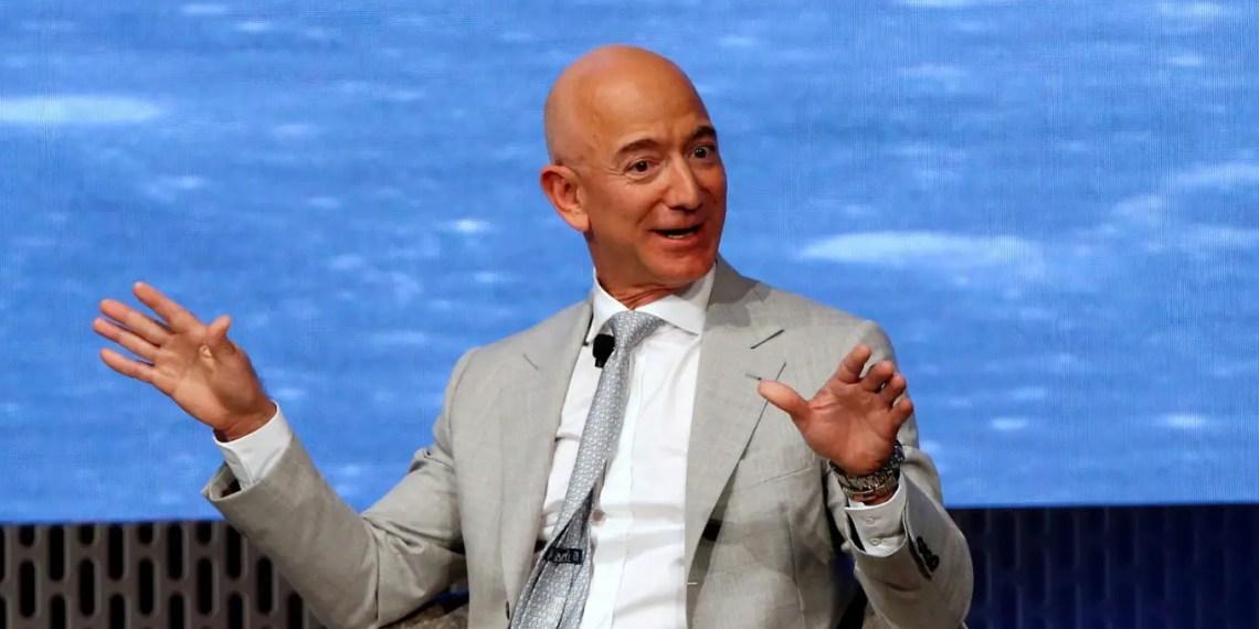 Jeff Bezos n'est plus le chef d'Amazon