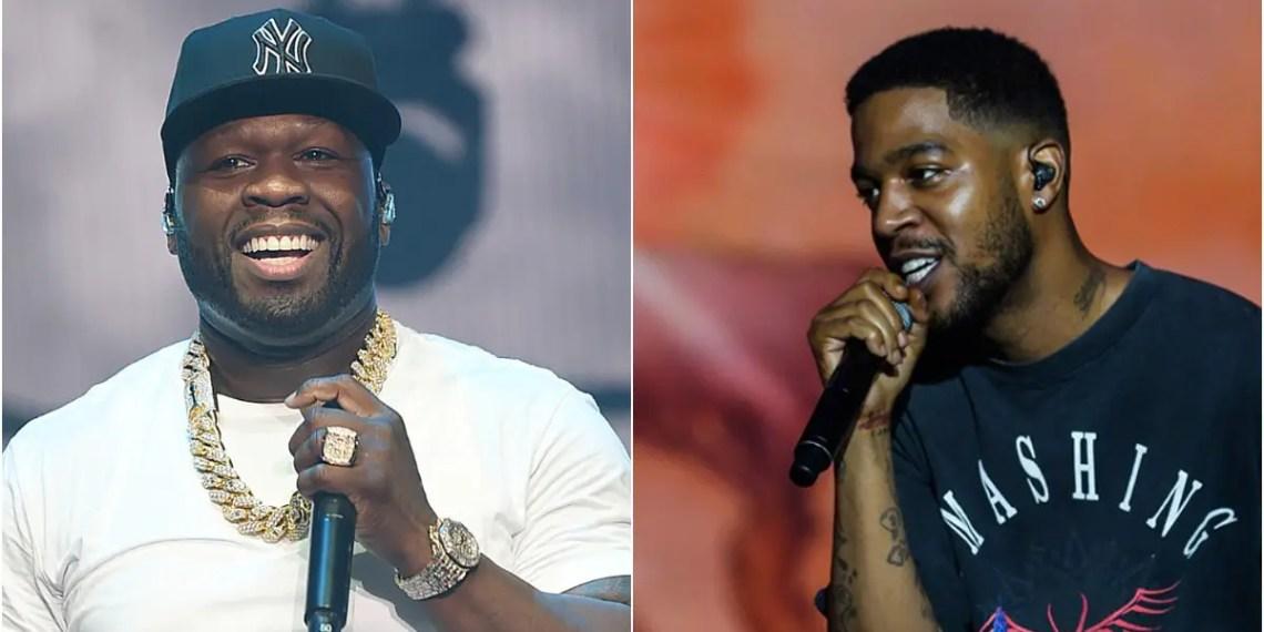 Kid Cudi et 50 Cent font équipe pour un projet d'émission télévisée