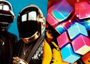 Un jeu à l'honneur de Daft Punk a failli voir le jour !