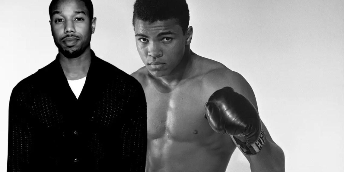 Michael B Jordan se lie à ROC Nation et Amazon pour une série sur Muhammad Ali