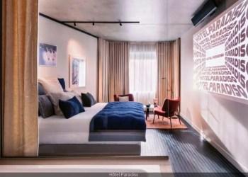 Le premier cinéma-hôtel MK2 s'apprête à ouvrir ses portes à Paris