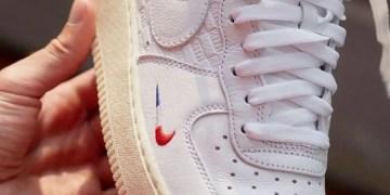 """Kith va sortir une Nike Air Force 1 """"Paris"""" pour fêter l'ouverture de son shop français"""