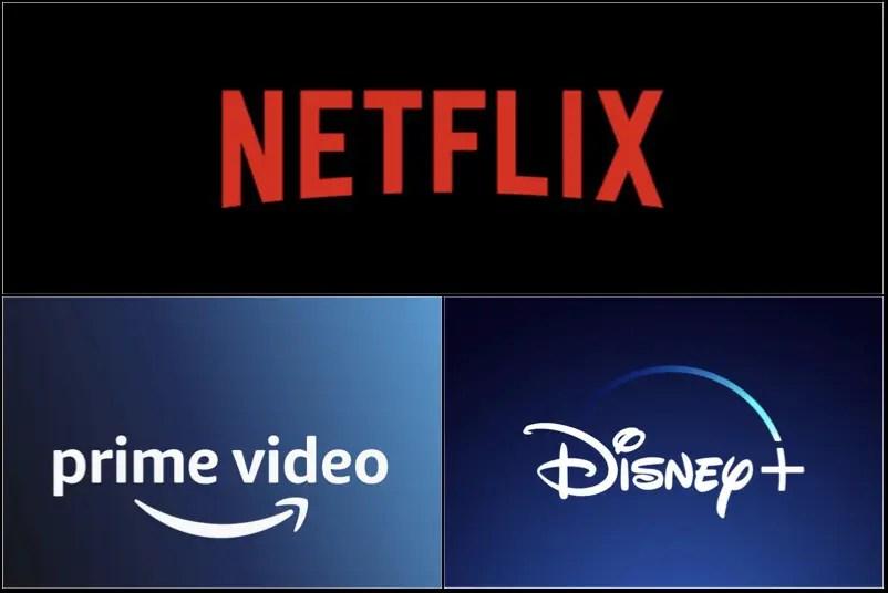 Netflix, Amazon Prime et Disney+ : voici ce qui sort en Février